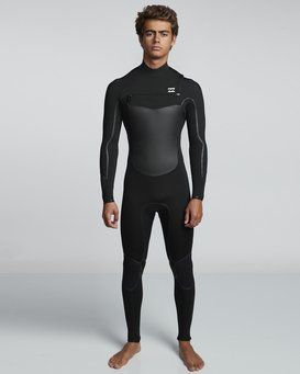4/3mm Furnace Absolute X GBS - Chest Zip Wetsuit for Men  Q44M08BIF9