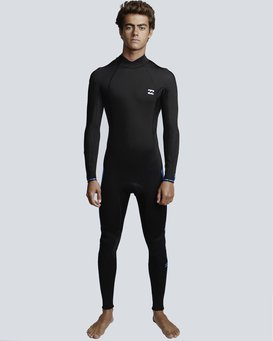 4/3mm Furnace Absolute GBS - Back Zip Long Sleeves Fullsuit Wetsuit for Men  Q44M10BIF9