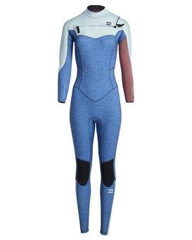 5/4mm Furnace Synergy GBS - Chest Zip Fullsuit Wetsuit for Women  Q45G32BIF9