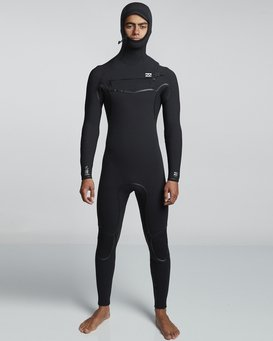 5/4mm Furnace Ultra Hd - Hood Wetsuit for Men  Q45M03BIF9