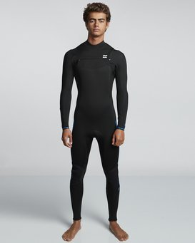 5/4mm Furnace Absolute GBS - Back Zip Long Sleeves Fullsuit Wetsuit for Men  Q45M10BIF9