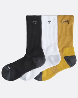 Mixed Bag - Crew Socks for Men  Q5SO04BIF9