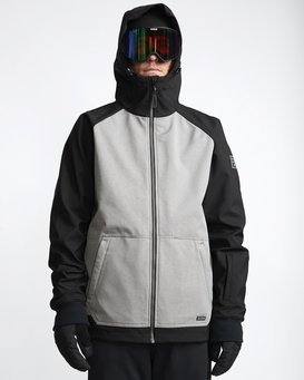 Downhill - Softshell Snow Jacket for Men  Q6JM09BIF9