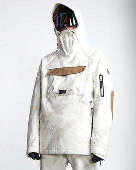Ski und Snowboard Jacke für Herren Blousons Mäntel