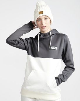 Outside Fever Block - Hoodie for Women  Q6SF02BIF9