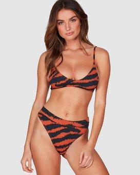 Tigress - Bralette Bikini Top  R3ST33BIMU