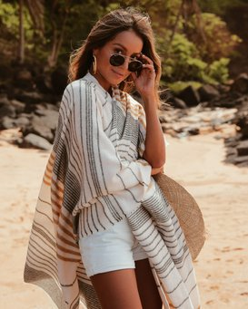 BEACHY NIGHTS WRAP  R9SC02BIW9