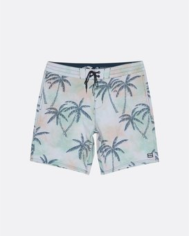 "Sundays 19"" - Printed Board Shorts for Men  S1BS51BIP0"