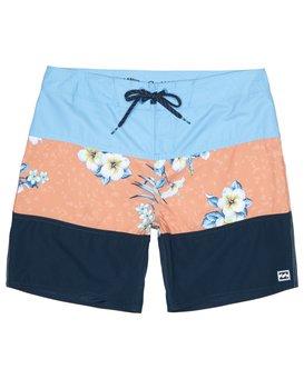 "Tribong 17"" - Board Shorts for Men  S1BS55BIP0"