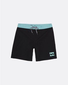 "All Day 17"" - Board Shorts for Men  S1BS63BIP0"