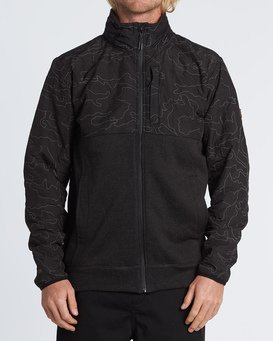 Boundary Zip - Zip-Up Jacket for Men  S1FL11BIP0