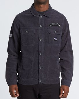 Ride The Lightning - Corduroy Jacket for Men  S1JK35BIP0