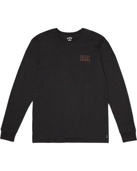 Die Cut - Long Sleeve T-Shirt for Men  S1LS12BIP0