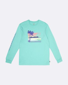 Coast Line - Long Sleeve T-Shirt for Men  S1LS20BIP0