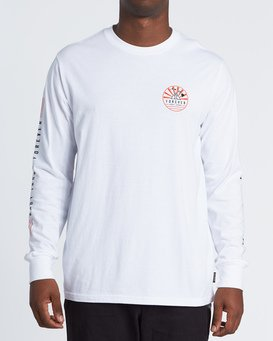 AI Forever - Long Sleeve T-Shirt for Men  S1LS21BIP0
