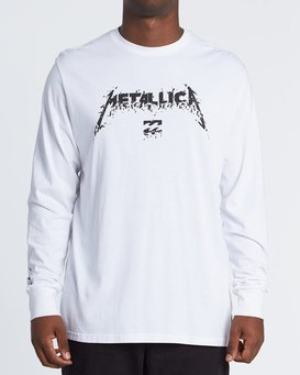 AI Metallica - Long Sleeve T-Shirt for Men  S1LS31BIP0
