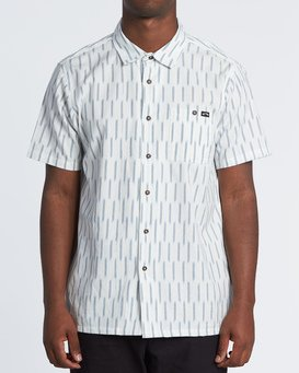 Sundays Jacquard - Short Sleeve Shirt for Men  S1SH09BIP0