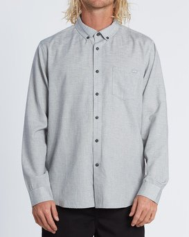 All Day - Long Sleeve Shirt for Men  S1SH11BIP0