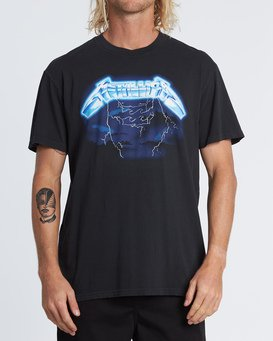 Ride The Lightning - Graphic T-Shirt for Men  S1SS94BIP0