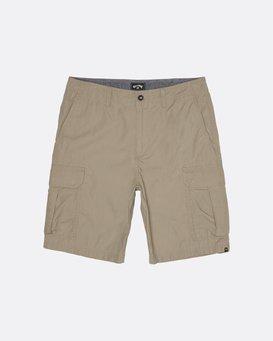 """Scheme Cargo 21"""" - Cargo Shorts for Men  S1WK10BIP0"""