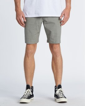 New Order Slub - Submersible Shorts for Men  S1WK26BIP0