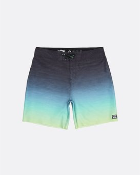 "All Day Faded Pro 19"" - Board Shorts for Boys  S2BS17BIP0"