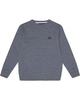 All Day - Sweatshirt for Boys  S2FL01BIP0