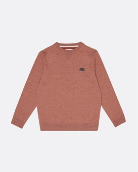 All Day - Sweatshirt for Boys  S2FL01BIP0