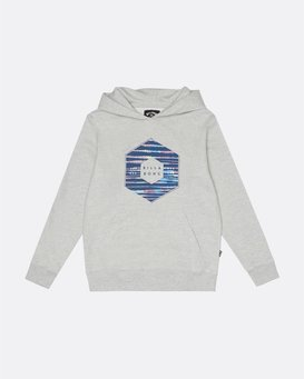 X Cess Hood - Fleece for Boys  S2HO02BIP0