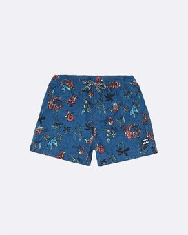 """Under Water Laybacks 10"""" - Board Shorts for Toddlers  S2LB09BIP0"""