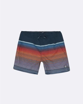 "All Day Stripe Laybacks 16"" - Board Shorts for Boys  S2LB12BIP0"