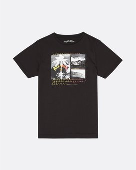CRASH SS TEE BOY  S2SS15BIP0