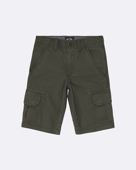 "Scheme Cargo 17"" - Shorts for Boys  S2WK10BIP0"