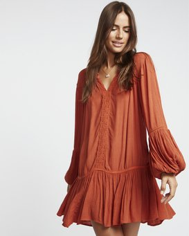 Good Mood - Dress for Women  S3DR17BIP0
