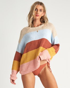 Lost Paradise - Striped Jumper for Women  S3JP02BIP0