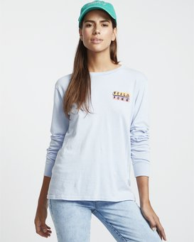 Take Me Back - Long Sleeve T-Shirt for Women  S3LS04BIP0