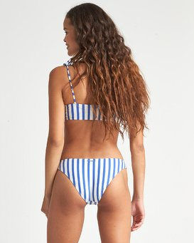 Blue By U Tropic - Striped Bikini Bottoms for Women  S3SB18BIP0