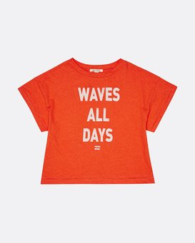PARADISE ALL DAY TEE SS  S3SS13BIP0