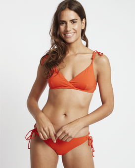 S.S Paradise Crossed Tri - Bikini Top for Women  S3ST03BIP0