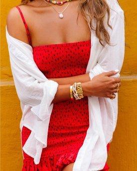 Sailing Sundays - Long Sleeve Shirt for Women  S3TP27BIP0