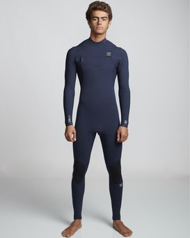 3/2mm Furnace Comp GBS - Chest Zip Wetsuit for Men  S43M50BIP0