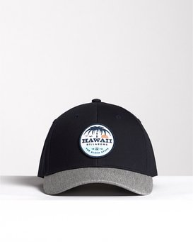 Dreamy Place - Snapback Cap for Men  S5CM02BIP0