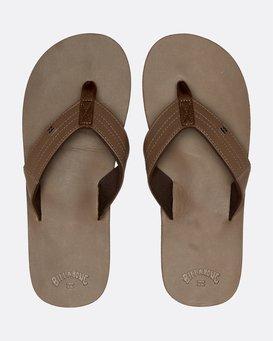 Seaway Leather - Flip-Flops for Men  S5FF19BIP0