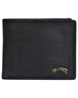 Arch Id Leather - Leather Wallet for Men  S5LW01BIP0