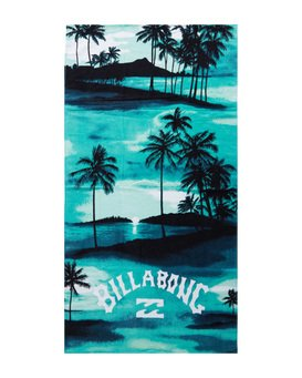 Waves - Printed Beach Towel for Men  S5TO01BIP0