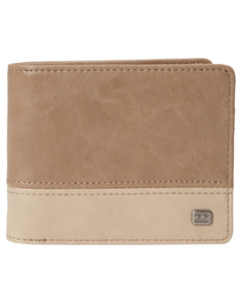 Dimension - Faux Leather Wallet for Men  S5WM07BIP0