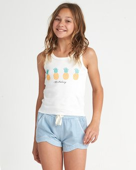 Aloha On Repeat - Top for Teen Girls  S8TT04BIP0
