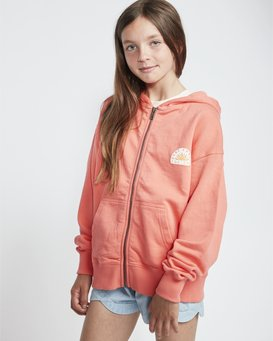 Bright Light Zh - Fleece for Teen Girls  S8ZH01BIP0