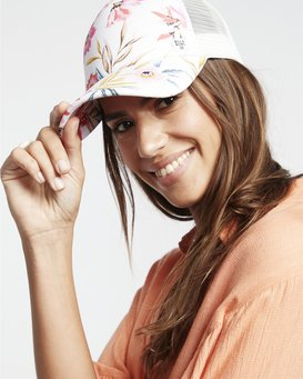 Heritage Mashup - Trucker Cap for Women  S9CT01BIP0