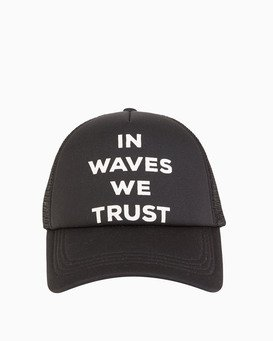 Across Waves - Trucker Cap for Women  S9CT06BIMU